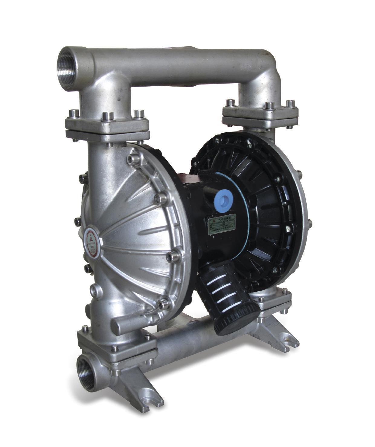 sl40不锈钢气动隔膜泵图片